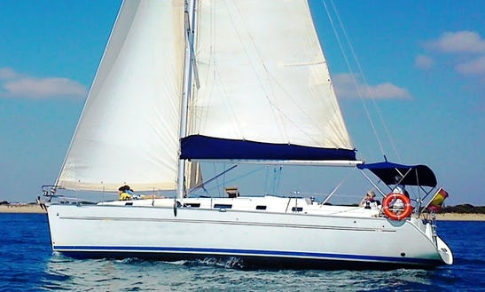 2005 Beneteau Cyclades Sailing Yacht Charter In Andalucía, Spain