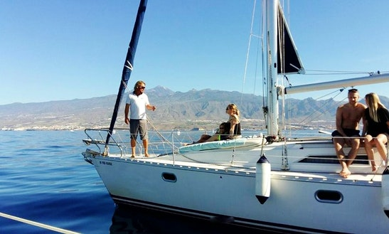 39' Cruising Monohull Trips & Charters In Costa Adeje, Spain
