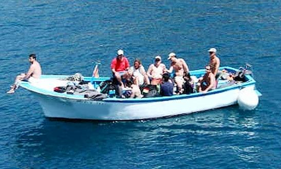 Diving Trips For 11 People In San Sebastian De La Gomera, Spain