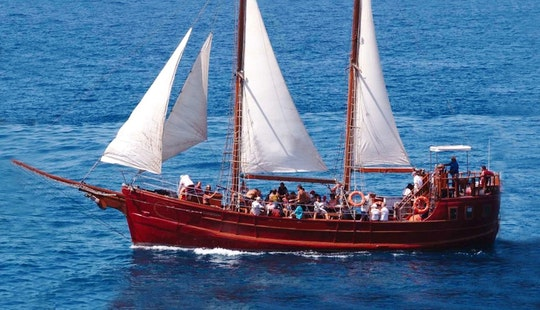 Sailing Trips In Costa Adeje
