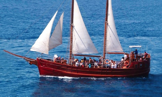 Sailing Trips In Costa Adeje
