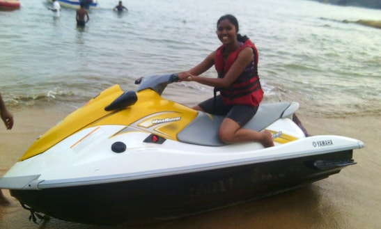 Rent A Jet Ski In Gokarna, India