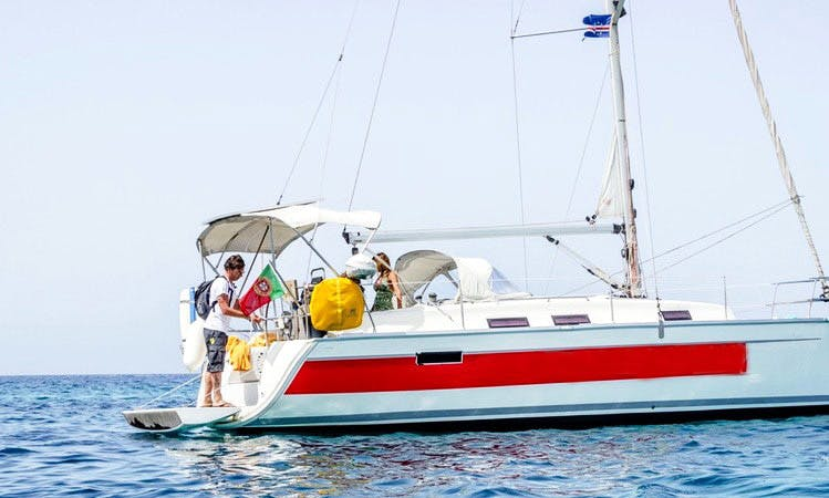 Charter a Cruising Monohull in Palmeira, Cape Verde