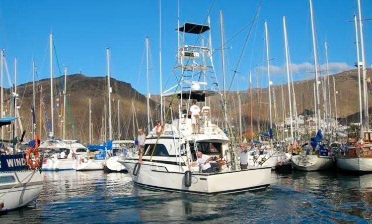 Sport Fisherman Fishing Charter in San Sebastián de La Gomera, Spain
