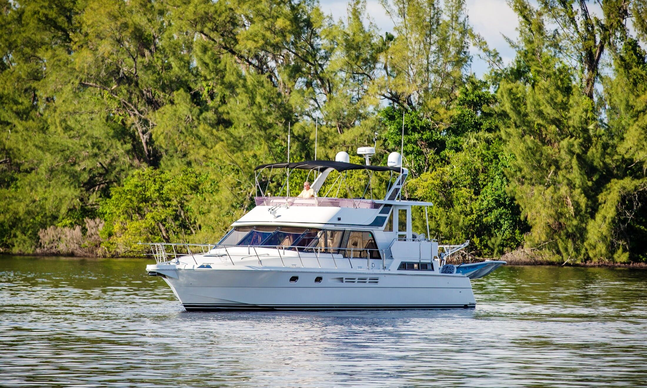 Motor Yacht rental in Fort Myers on Caloosahatchee River