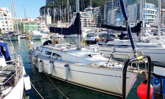 Jeanneau 37 Yacht Cruises To Canary Islands