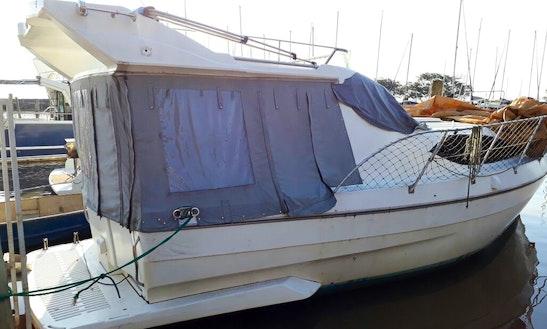 Charter A Motor Yacht In Porto Alegre, Brazil