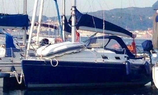 Charter The Ro 330 Sailing Yacht In Vigo, Spain