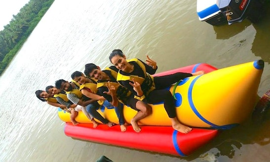 Enjoy Tubing In Kozhikode, India