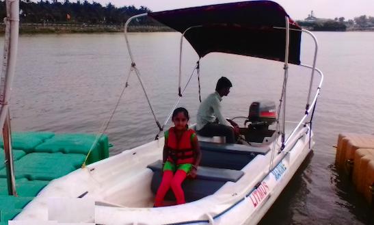 Charter A Rigid Inflatable Boat In Shivamogga, Karnataka