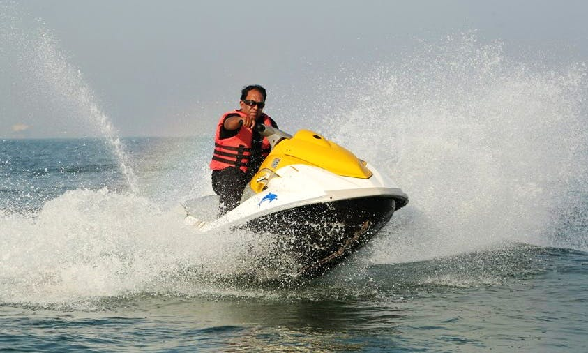 Rent a Jet Ski in Mangalore, Karnataka