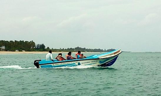 Charter A Dinghy In Irrakkakandi, Sri Lanka