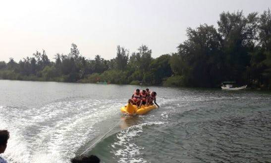 Hop On A Banana Boat In Malvan