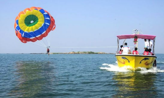 Parasailing Adventures For Thrill Seekers In Malvan, Maharashtra
