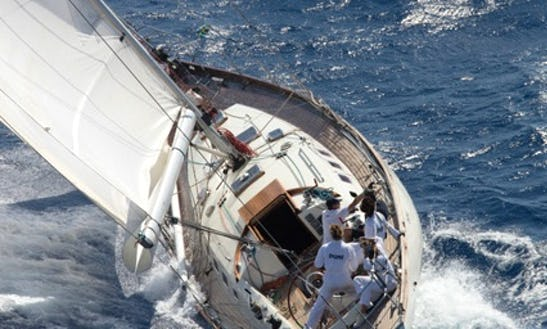 Cruising Monohull Rental In Marseille