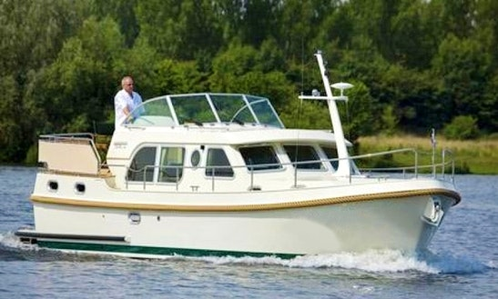 Charter A Linssen Grand Sturdy 34.9 Ac In The Netherlands