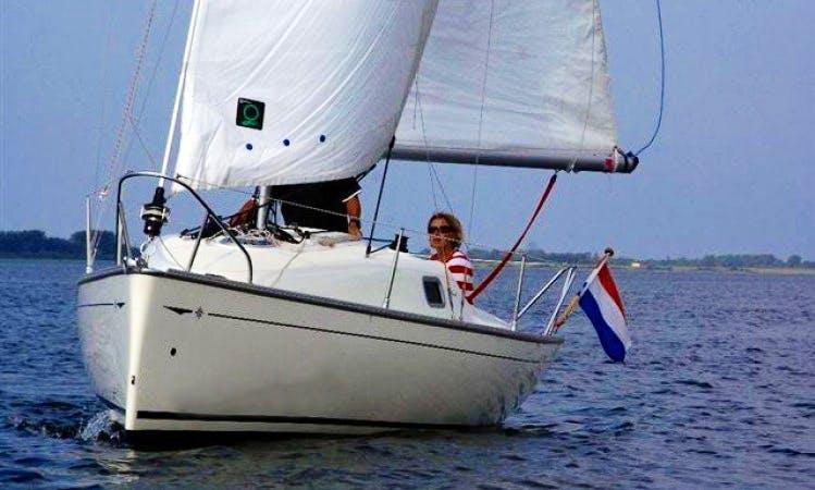 Netherlands: Charter Jeanneau Sun 2000