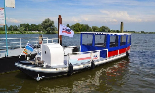 Passenger Boat Rental In Kampen