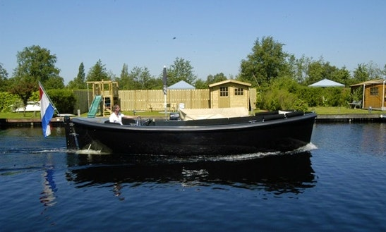 Rent 25' Odin Escape 750 Center Console In Onderwal, Naarden