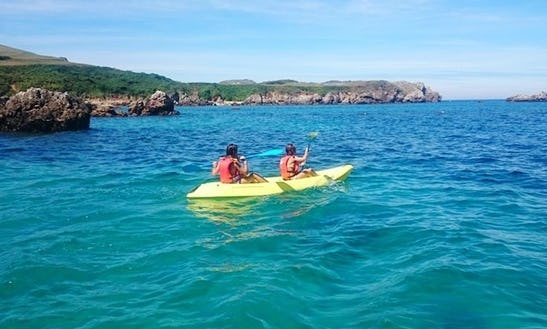 Rent A Kayak In Illetes, Spain