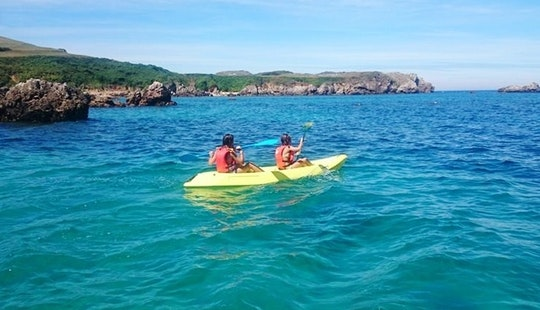 Rent A Kayak In Illetes, Spain