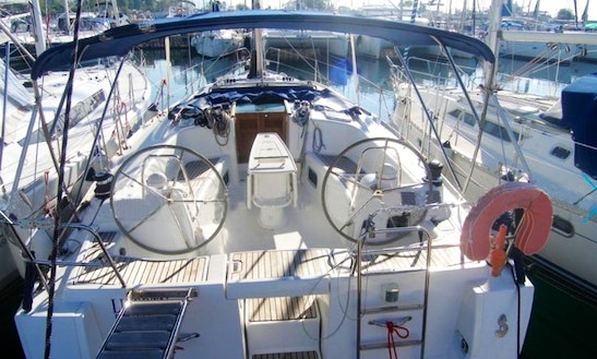 Sailing Charter On 40ft