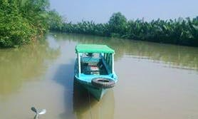 Charter a Dinghy in Pathein, Myanmar (Burma)