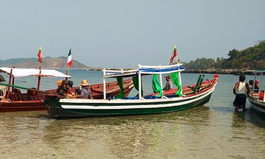 A Private Boat Trip Or Public Trip With One Of Our Guides!