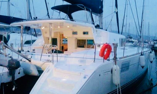 Sailing Charter On 45ft