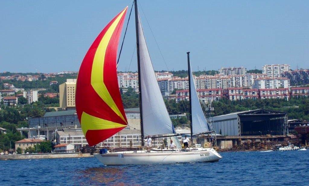 Sailing Ketch rental in Rijeka, Croatia