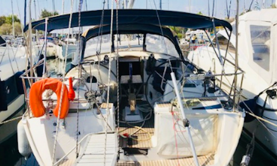 Sailing Charter On 43ft
