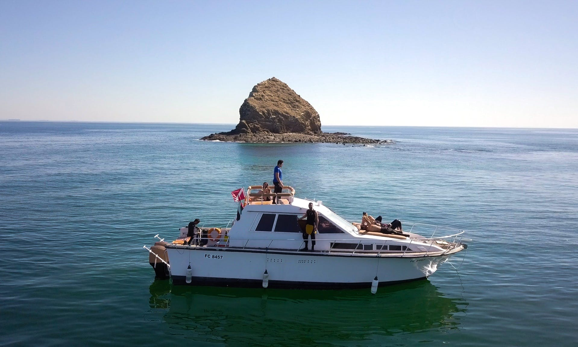 1998 Baltic Royal Cruise Yacht Charter in Dibba Al Fujairah Fujairah