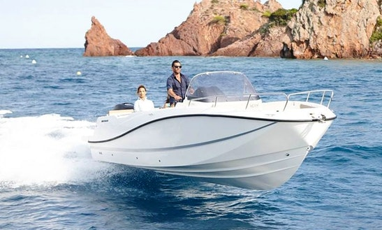 Rent This 2018 Quicksilver Activ 755 Open In Trogir, Croatia