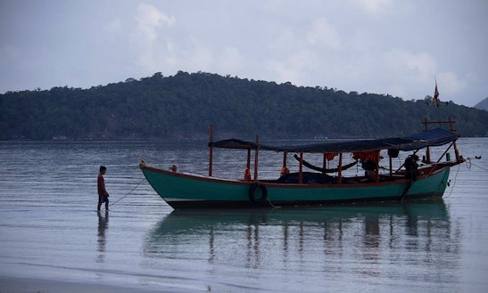 See The Sites Of Krong Preah Sihanouk By Water!