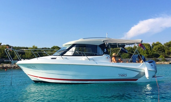 Rent The Beneteau Antares 780 Motor Yacht In Trogir, Croatia