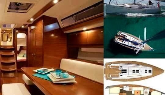 Go Sailing In Las Palmas De Gran Canaria On This Boat