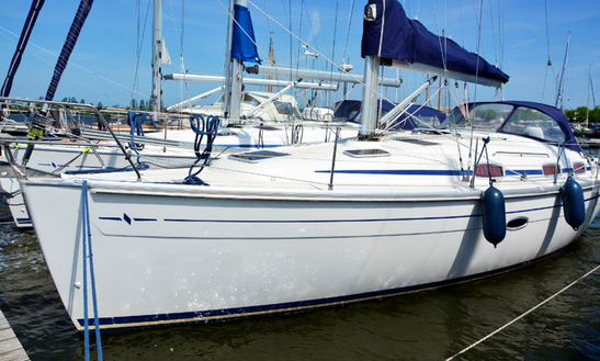 Charter 37'  Bavaria Cruising Monohull In Workum, Netherlands