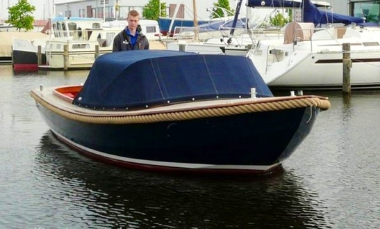 Rent Sloop In Friesland