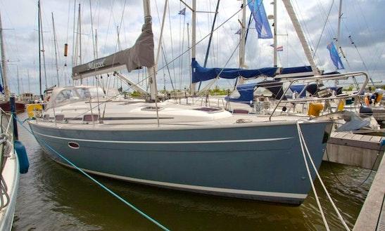 Charter Bavaria 37-2 Cruiser Crusing Monohull In Medemblik, Netherlands