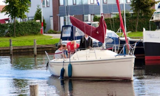 Charter Sportina 600 Sailboat In The Netherlands