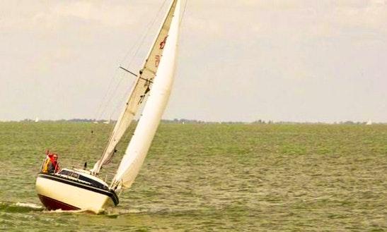Friendship 22 Sailboat Charter In Sneek