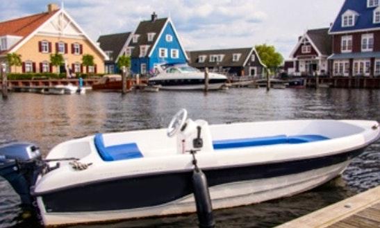 'topcraft Comfort' Boat Hire In Huizen