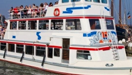 Chrater A 87' Passenger Boat In Volendam, Noord-holland
