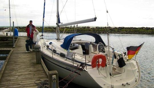 37' Cruising Monohull Charters In Greifswald, Germany