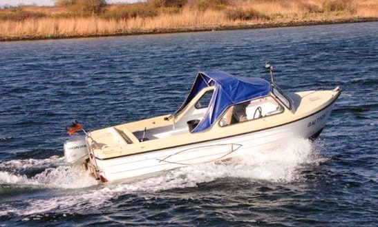 Rent The 17' Baltica I Motorboat In Fehmarn