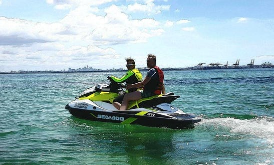 Play Hard Jet Ski Hire