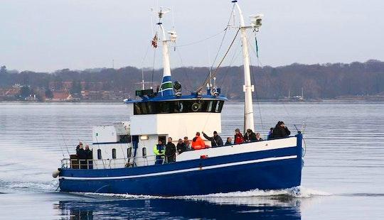 Enjoy Fishing At København, Denmark On Trawler M/s Oby