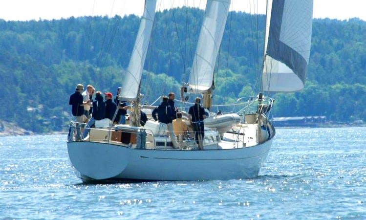 "71' ""S / Y SANTANA"" Cruising Monohull Charter in Asker, Norway"