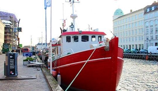 Boat Tour In Copenhagen