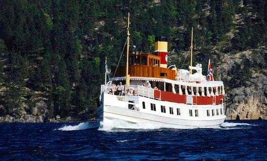 M/s Henrik Ibsen Trawler Charter In Oslo, Norway